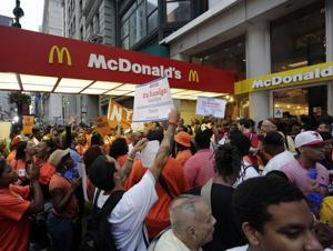 Fast Food Franchise Owners Ask Congress For Help To Stop Worker Campaign For Wages, Union