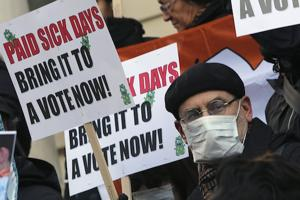City Unanimously Approves Paid Sick Days For 10,000 Workers
