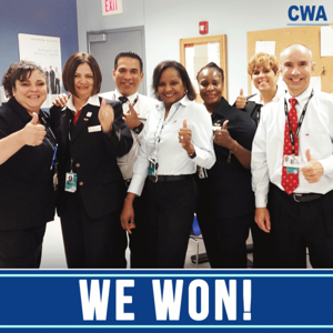 Union, YES! American Airlines Passenger Service Agents Win Largest Organizing Victory in the South in Decades