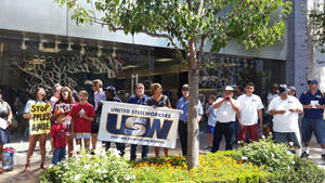 Steelworkers tell Apple to do the Right Thing with Workers