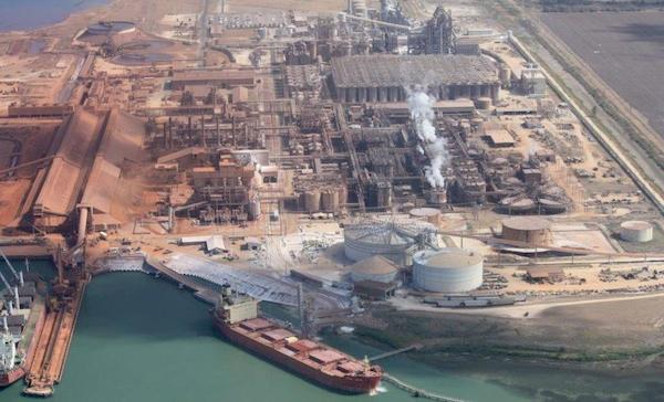 Sherwin Alumina Announces Possibility of Plant Shutdown