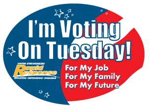 "Show Your Support on ""District Wide Sticker Day"" in District 13"