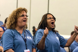 Photos from the 2014 District 9 Education Conference