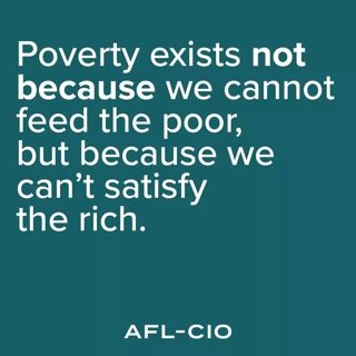 The Real Root of Poverty