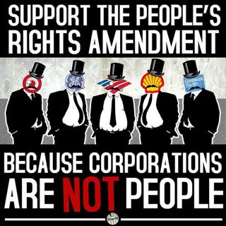 Pass the Democracy for All Amendment to Overturn Citizens United