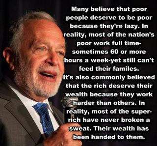 Robert Reich: The Nightmarish Future for American Jobs and Incomes Is Here