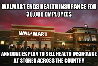 Walmart Forces Americans to Subsidize More Workers