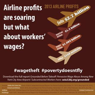 Wage Theft Should Not Fly