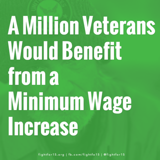 If for No Other Reason, Raise the Wage for Veterans