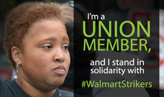 Stand With Walmart Workers on Black Friday