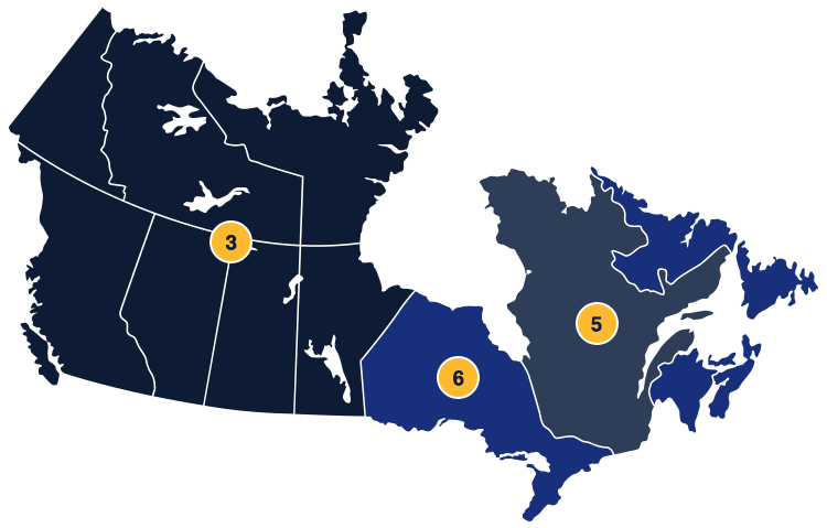 Canadian Districts
